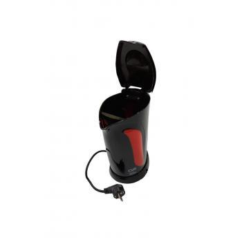 CVS Kila Su Isıtıcı Kettle 1.7 Litre Kırmızı-siyah Dn-2312