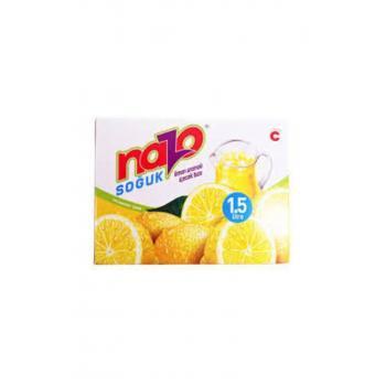 Nazo Toz Içecek Limon 9gr x 24 adet