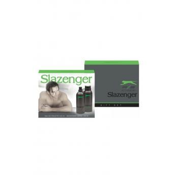 Slazenger Sport Yeşil Edt 125 ml 150 ml Erkek Parfümü Deodorant  GİFT SET