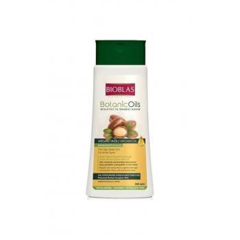 Bioblas Şampuan Botanic Oils Argan Yağı Besleyici ve Onarıcı 300 ml