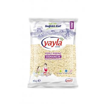 Osmancık Pirinç 5kg