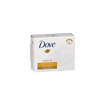 Dove Güzellik Sabunu Cream Oil 100 gr +3 LÜ PAKET