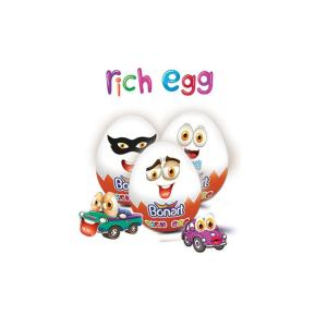 Rich Egg Oyuncaklı Yumurta 6,7 G