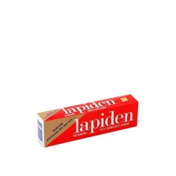 Lapiden Modern Tüy Dökücü Krem Klasik Kırmızı Gr