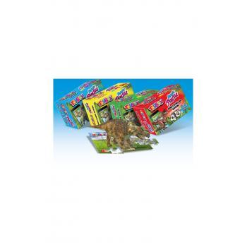Magıc Puzzle Anımal&Dınosour 12,5 Gr
