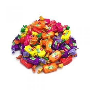 Kent Tofy Meyve Sulu Karışık Aromalı Bayram Şekeri 500 gr Kent