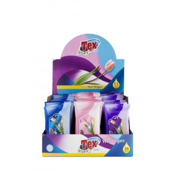 Soft Islak Cep Mendili 6'lı Paket