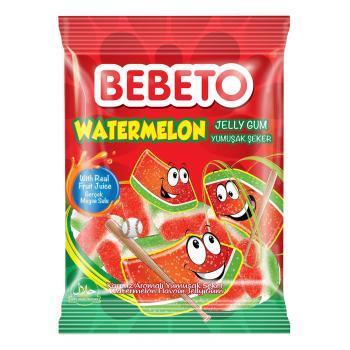 Watermelon Jelibon 80 g 6 Adet
