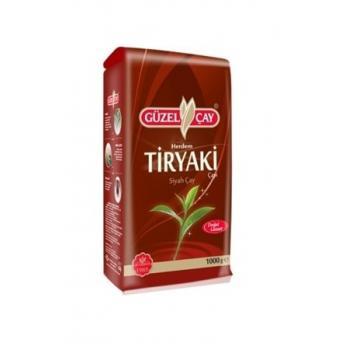 Herdem Tiryaki Siyah Dökme Çay 1 kg
