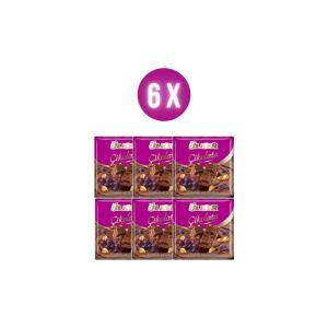 Fındıklı Üzümlü Bol Sütlü Çikolata 65 Gr X6