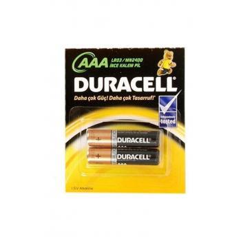 Duracell 2 Li Kartela Aaa İnce Pil 97350530