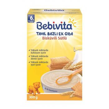 Sütlü Bisküvili Ek Gıda 300 Gr