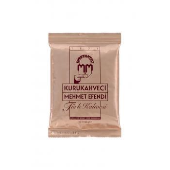 Kurukahveci Türk Kahvesi 100 Gr 1 Adet (ürün 1 Adet 100gr Fiyatıdır)