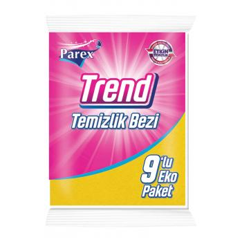Trend Temizlik Bezi - 9'lu