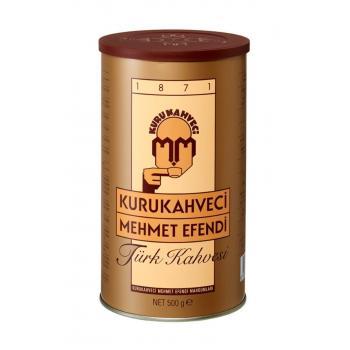 Türk Kahvesi 500 Gr Teneke Kutu