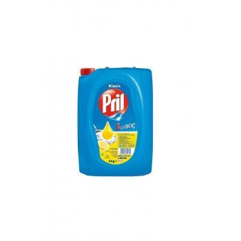 Sıvı Bulaşık Deterjanı Limon 4 kg