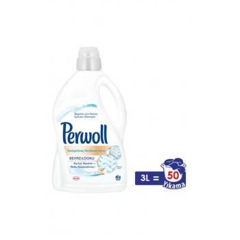 Sıvı Çamaşır Deterjanı Yenilenen Beyazlar 3 lt