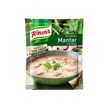 Hazır Çorba Kremalı Mantar 58 gr