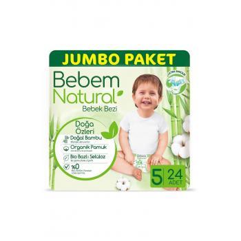 Bebek Bezi 5 Beden Junior 24 Adet