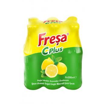 Maden Suyu C Plus Limon /  6x200 ml