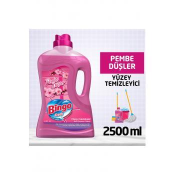 Fresh Yüzey Temizleyici Pembe Düşler - 2.5 Lt