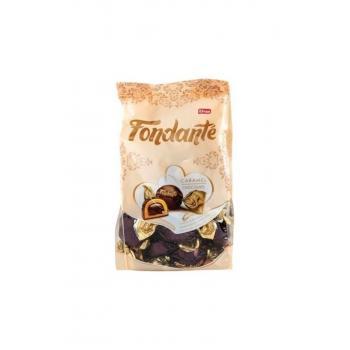 Fondante Çikolata Kaplı Karamel Toffee - 1 Kg
