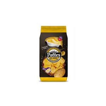 PATTES PATATES  KLASIK  CIPSI 100 GR *1 paket