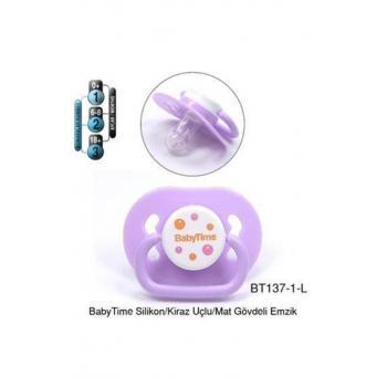 Bt137-1 Slikon Damaklı Emzik No:1