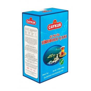 42 Nolu Tirebolu Çayı 500 Gr. Karton Kutu