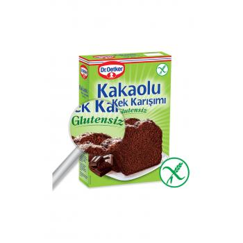 Glutensiz Kakaolu Kek Karışımı 400 G
