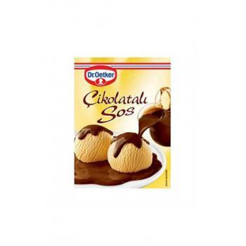 Dr.oetker Çikolatali Sos 128 Gr*4 LÜ PAKET