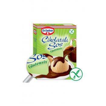 Glutensiz Çikolatalı Sos 128 Gr