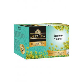 Rezene Çayı 20x2  g - Beta Herbtea Collection