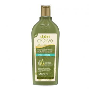 Dalan D'Olive Zeytinyağlı Hacim Veren Besleyici Şampuan 400ml