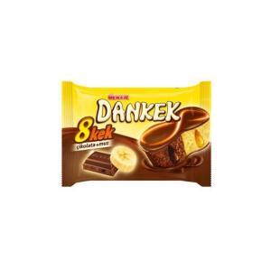 Dankek 8kek Çikolata Muz55 g (24 Adet)