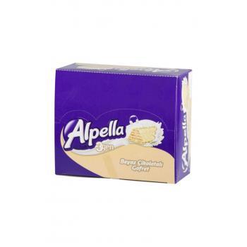 3gen Beyaz Çikolatali Gofret 28 G (24 Adet)