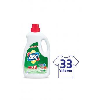 Jel Plus Sıvı Deterjan Bahar Ferahlığı 33 Yıkama