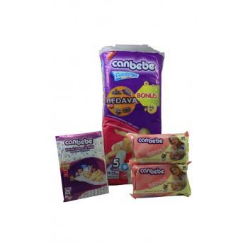 Comfort Dry 5 Junior Bebek Bezi Bonus Paket 11-25 kg 46 Adet