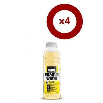 Water C+Mix  500 Ml 4'lü Set