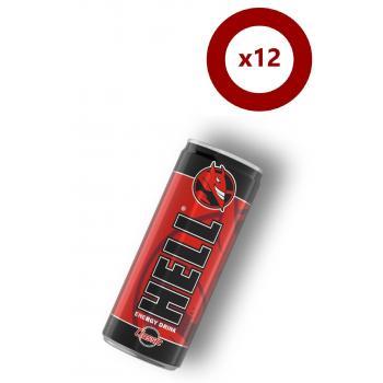 Enerji İçeceği Classic 250Ml 12'li Set