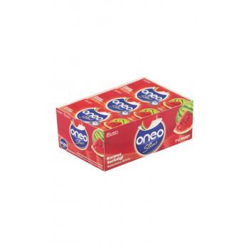 Oneo Slims Karpuz Aromalı Şekersiz Sakız 14 Gr (27 Adet)