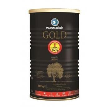 Gold Zeytin 800gr