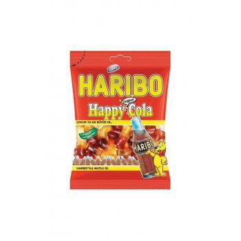 Jelly Happy Cola Poşet 80 Gr