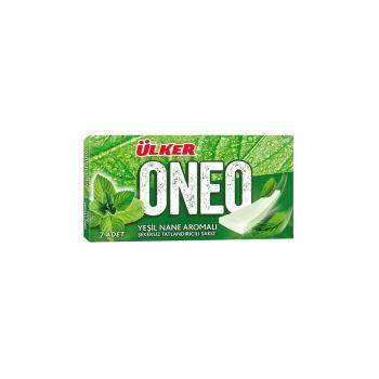 Oneo Slims Yeşil Nane Aromalı Sakız 14 Gr (27 Adet)