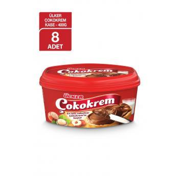 Çokokrem Kase 400 Gr (8 Adet)