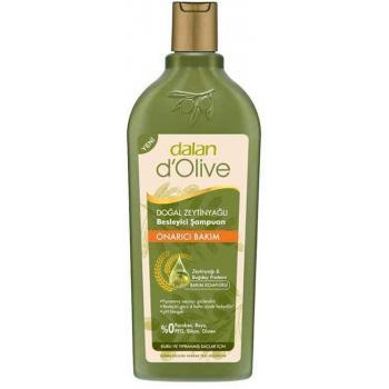 Dolive Doğal Zeytinyağlı Besleyici Onarıcı Bakım Şampuan 400 ML