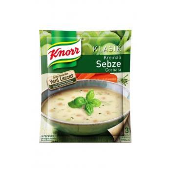 Hazır Çorba Kremalı Sebze 58 gr
