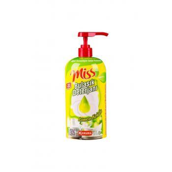 Bulaşık Deterjanı Limon Kokulu 1 lt