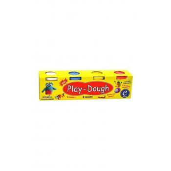 Oyuncak Mini Oyun Hamuru Play Dough 4 Renk