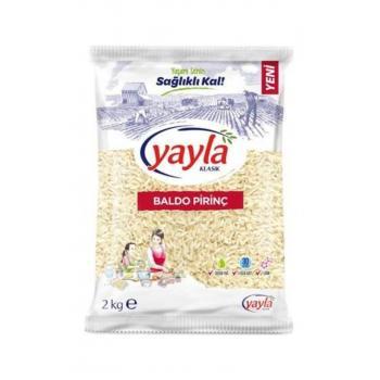 Yerli Baldo Pirinç 2 Kg